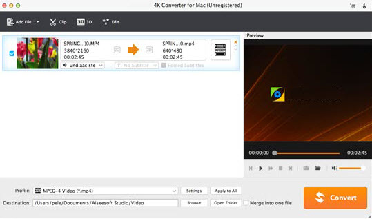 LCYSoft 4K Converter for Mac