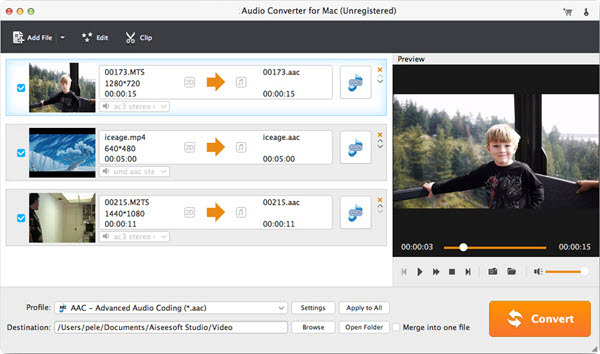 LCYSoft Audio Converter for Mac