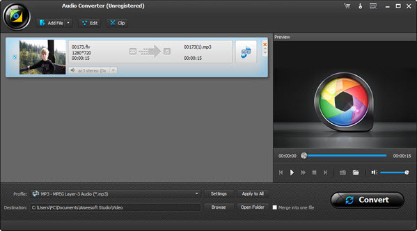 LCYSoft Audio Converter