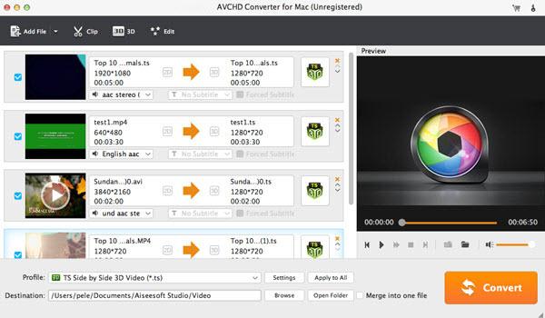 LCYSoft AVCHD Video Converter for Mac