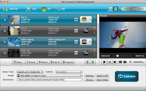 LCYSoft hd video converter for mac