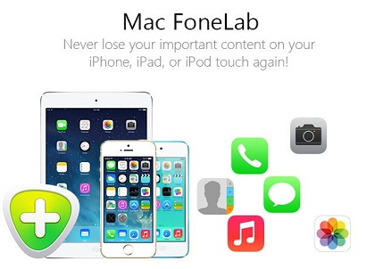 Mac FoneLab – Mac iPhone Data Recovery